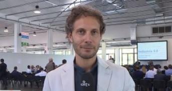 Sinergest dà il benvenuto a Lorenzo Bertolucci